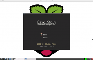 Cave Story Raspberry Pi