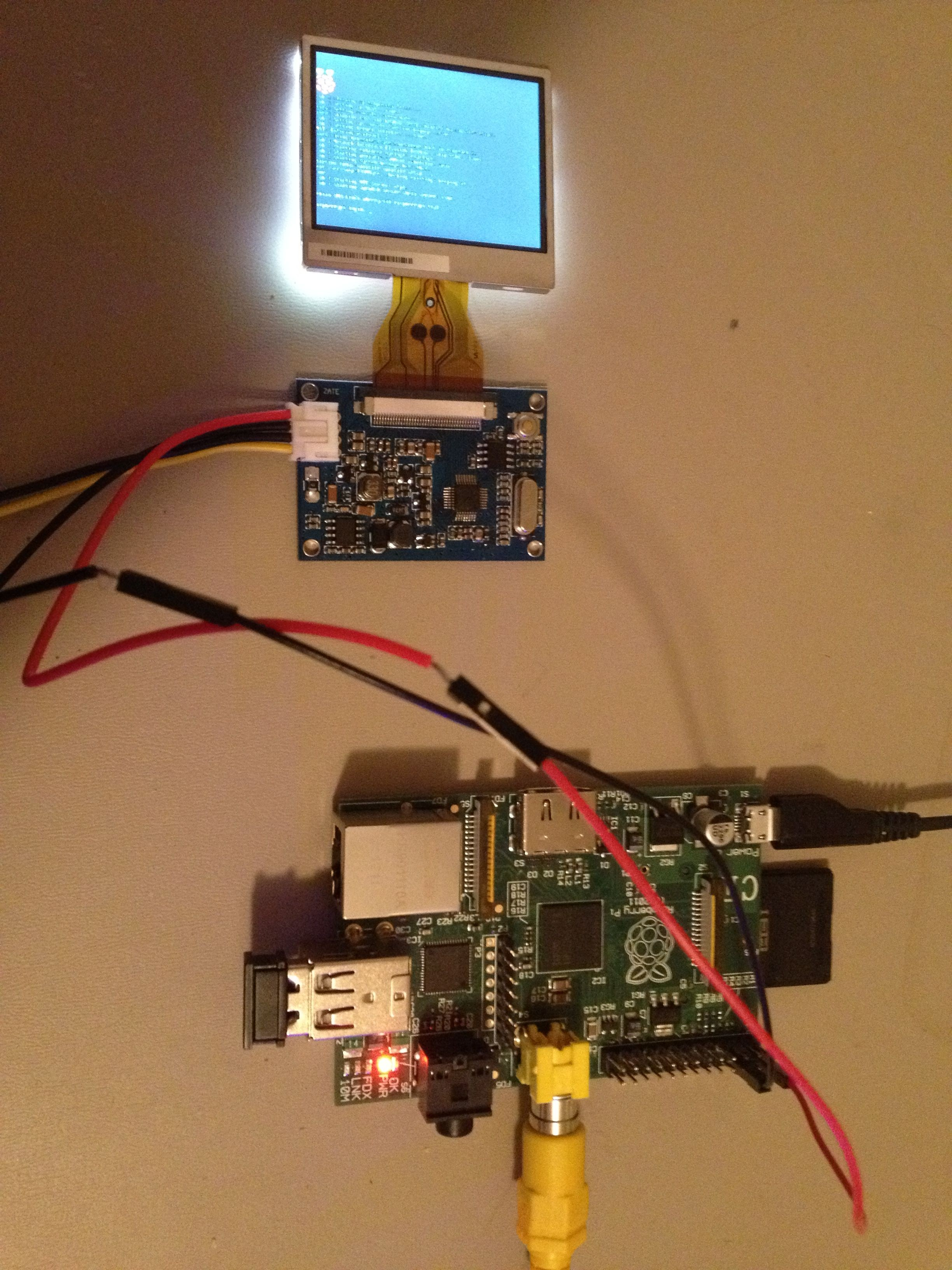 Youtube In My Raspberry Pi Or Is That An Lcd Your Pocket Are Electrical Wiring Part Ii